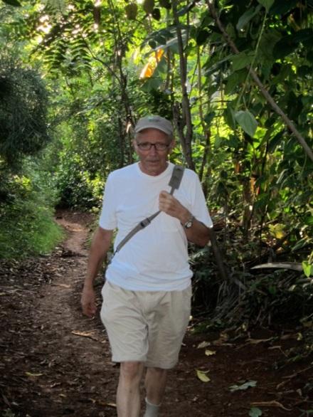Les aventures de Raymond, le vercorinard bénévole en Haïti