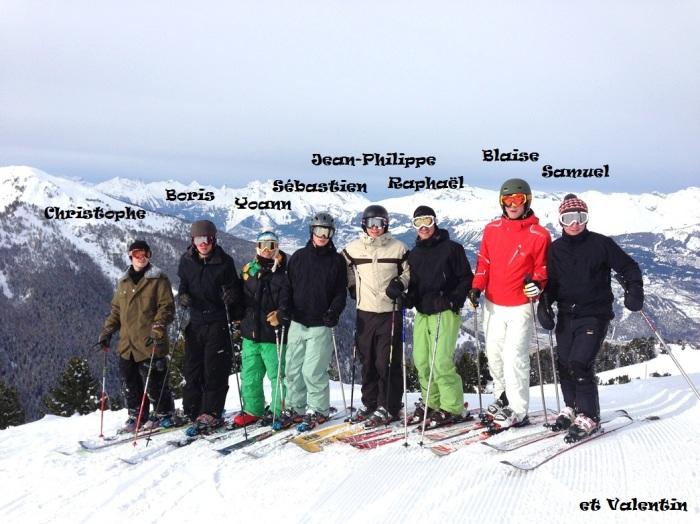 Bienvenue au Ski-Club Vercorin-Chalais