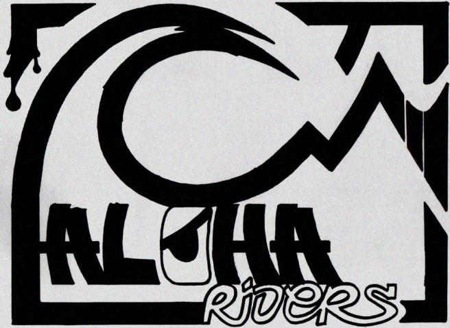 Aloha Riders Bar, ex-Godille