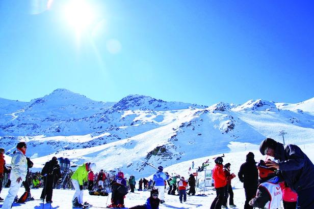 Excellent début de saison dans le Val d'Anniviers