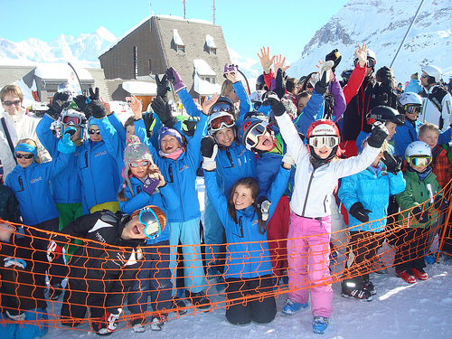 Ski Club Brentaz - We rock!!! 15 médailles à Zinal!